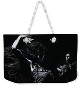 Flamenco Recital Weekender Tote Bag