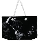 Flamenco Recital Weekender Tote Bag