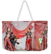 Flamenco Show Nr 4 Weekender Tote Bag