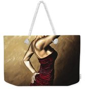 Flamenco Woman Weekender Tote Bag