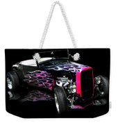 Flaming Hot Roadster  Weekender Tote Bag