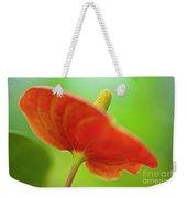 Flamingo Flower 2 Weekender Tote Bag