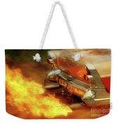 Flam'n Weekender Tote Bag