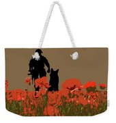 Flanders Fields 11 Weekender Tote Bag