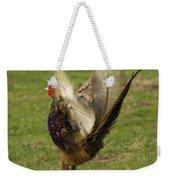 Flap Flap  Weekender Tote Bag