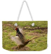 Flapping The Wings Weekender Tote Bag