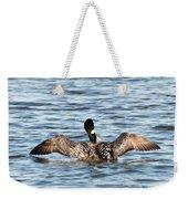 Flapping Wings Weekender Tote Bag