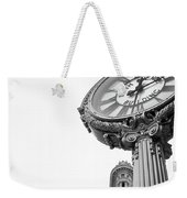 Flat Iron Icons #2 Weekender Tote Bag