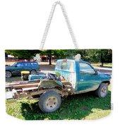 Flatbed Truck Weekender Tote Bag
