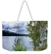 Flathead Lake 5 Weekender Tote Bag