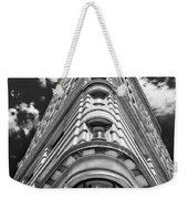 Flatiron Building  Nyc Weekender Tote Bag