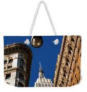 Flatiron District Weekender Tote Bag
