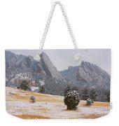 Flatiron Meadows - Boulder Colorado Weekender Tote Bag