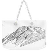 Flattop Mountain Weekender Tote Bag
