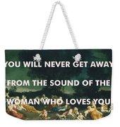 Fleetwood Mac Art Print Weekender Tote Bag