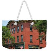 Flemington Main Street Weekender Tote Bag