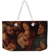 Flemish Artist 16 17th Century. Weekender Tote Bag