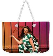 Flick Weekender Tote Bag