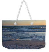 Flickering Lght Weekender Tote Bag