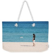 Flight Of The Angel Weekender Tote Bag