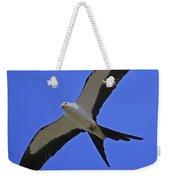 Flight Of The Kite Weekender Tote Bag