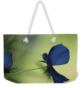 Flight Of The Lobelia  Weekender Tote Bag