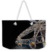 Flight Path Weekender Tote Bag