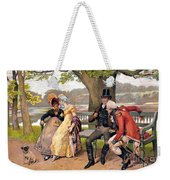Flirtation, C1810 Weekender Tote Bag