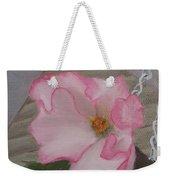 Flirty Begonia Weekender Tote Bag
