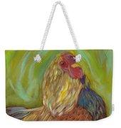 Flirty Hen Weekender Tote Bag