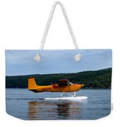 Float Plane Two Weekender Tote Bag