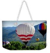 Floatin' In The Rockies 20 Weekender Tote Bag