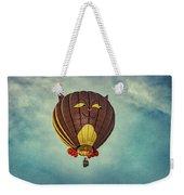 Floating Cat - Hot Air Balloon Weekender Tote Bag