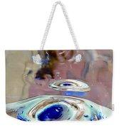 Floating Eyes Weekender Tote Bag