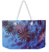 Floating Floral - 001 Weekender Tote Bag