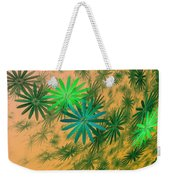 Floating Floral - 004 Weekender Tote Bag