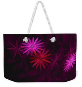 Floating Floral - 006 Weekender Tote Bag