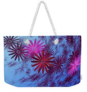 Floating Floral -003 Weekender Tote Bag