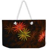 Floating Floral-008 Weekender Tote Bag
