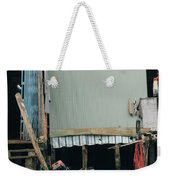 Floating Market_2 Weekender Tote Bag
