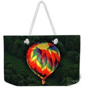 Floating Rainbow Weekender Tote Bag