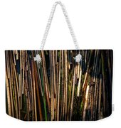 Floating Reeds Weekender Tote Bag