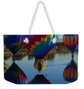 Floating Reflections Weekender Tote Bag
