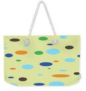Floating Saucers Weekender Tote Bag