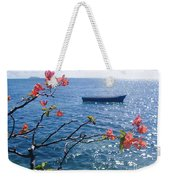 Floating Tranquility Weekender Tote Bag