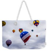 Floating Upward Weekender Tote Bag