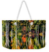 Flood Weekender Tote Bag