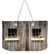 Floral Barn Planters Weekender Tote Bag