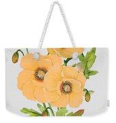 Floral Botanicals-jp3785 Weekender Tote Bag