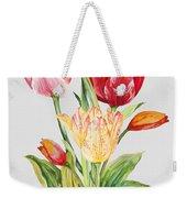 Floral Botanicals-jp3788 Weekender Tote Bag